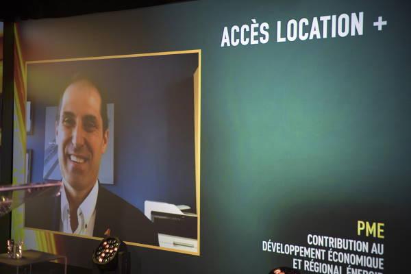 Luc Bertrand, Président - Accès Location +