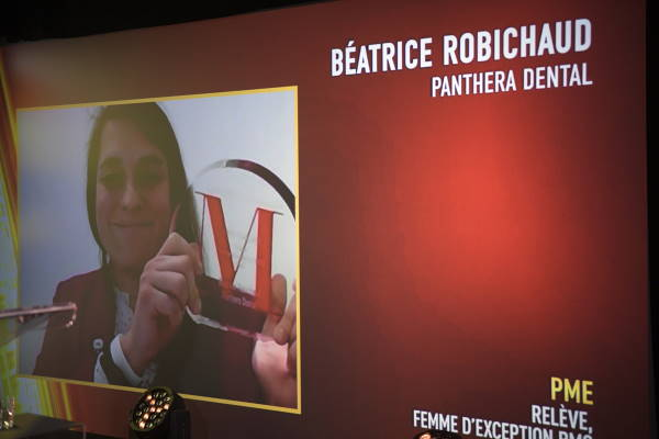 Béatrice Robichaud, Co-Fondatrice, VP Marketing & Expérience Client - Panthera Dental