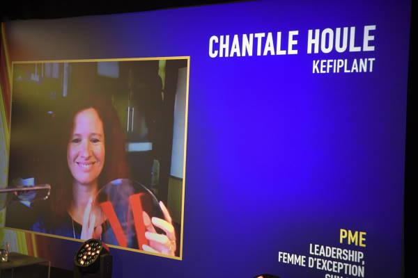Chantale Houle, President - Kefiplant