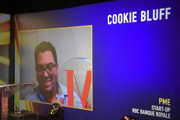 Sébastien Fiset, Président - Cookie Bluff Inc