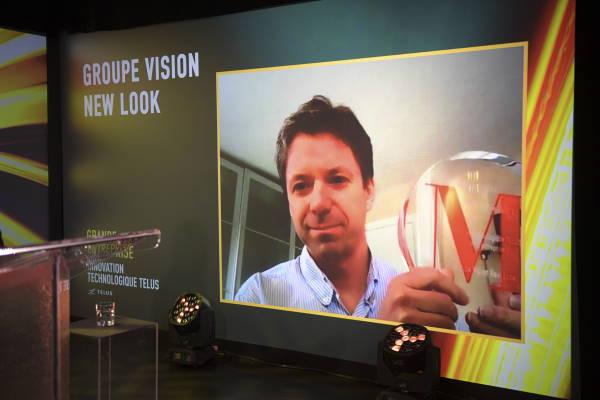 Jean-Michel Maltais, Premier Vice-Président, Omnicanal - Groupe Vision New Look