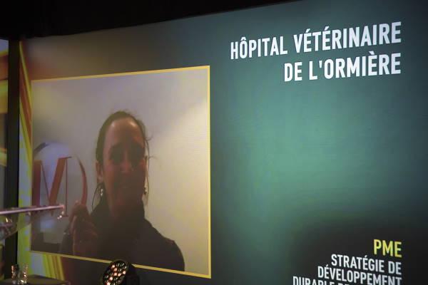 Marie-Pierre Rainville, Vétérinaire, propriétaire associée - Hôpital Vétérinaire de l'Ormière inc.