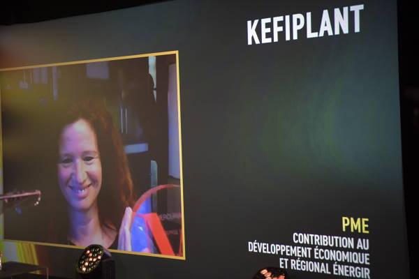 Chantale Houle, Presidente - Kefiplant
