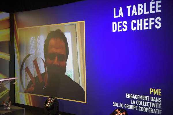 Jean-François Archambault, Fondateur et Directeur général - La Tablée des Chefs