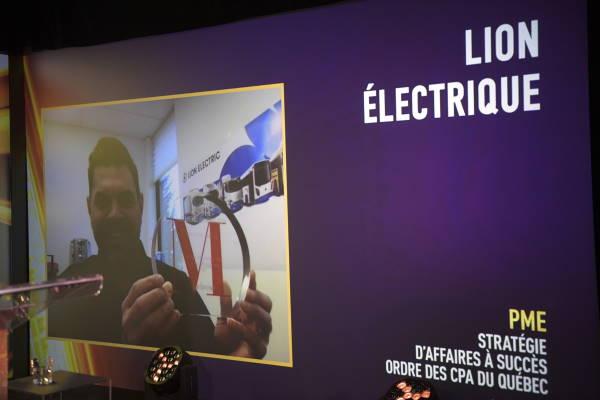 Patrick Gervais, Vice-président marketing et communications - Lion Électrique