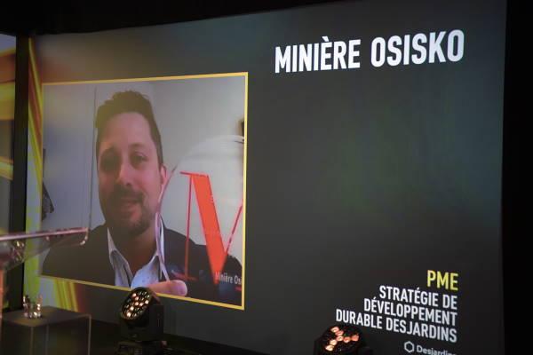 Mathieu Savard, Président - Minière Osisko