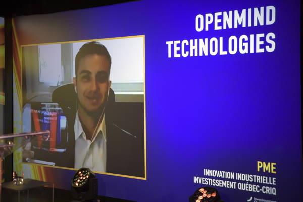 Jeremy Scully, Directeur du développement des affaires - Openmind technologies