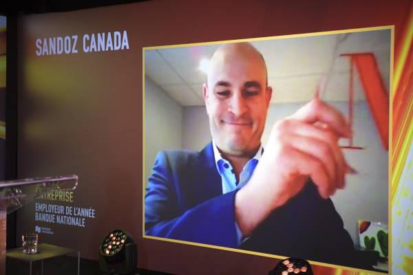 Guillaume Lefebvre, Directeur, Affaires Gouvernementales - Sandoz Canada