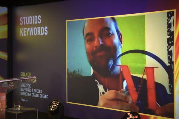 Nicolas Liorzou, Directeur Régional Amériques - Studios Keywords