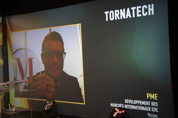 Dominic Bergeron, Co-Président, Chef de l'Exploitation - Groupe Tornatech