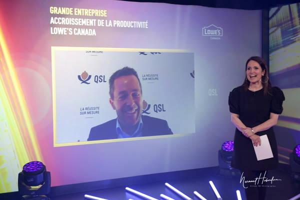 Dominic Picard, Vice President exécutif, Technologie de l'information et chef de la direction financière - QSL
