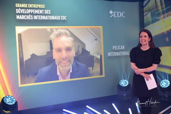 Danick Lavoie, Président et chef de la direction - Pelican International Inc.