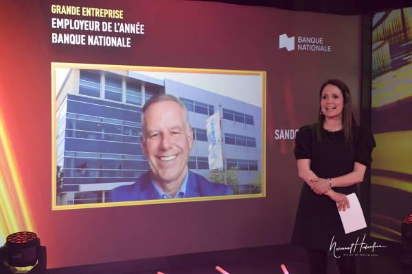 Michel Robidoux, Président et directeur général - Sandoz Canada