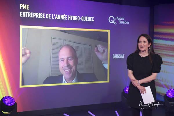 Stephane Germain, Président - GHGSat