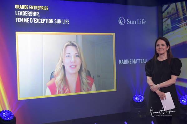 Karine Matteau, Vice-présidente Bio-Générique, Hôpitaux, Médecins et Chef Biosimilaire - Sandoz Canada