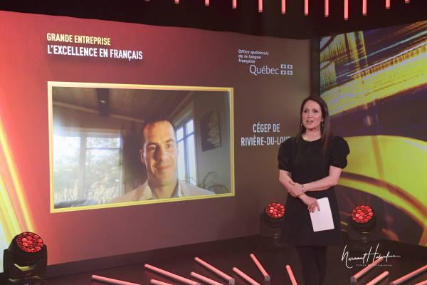Benoît Dumais, Enseignant de français, langue et littérature / Responsable de la valorisation du français - Cégep de Rivière-du-Loup