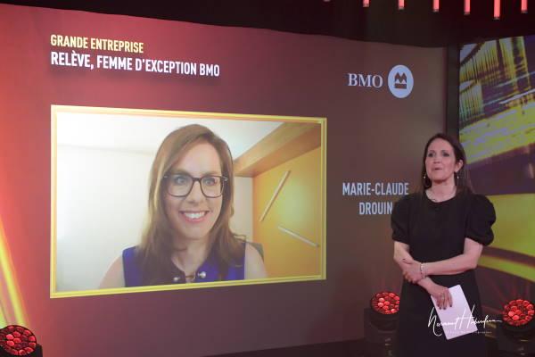 Marie-Claude Drouin, Directrice - Développement corporatif - Cogeco Communications
